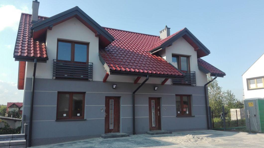 Nowy dom Kraków 97.68m2, dom na sprzedaż