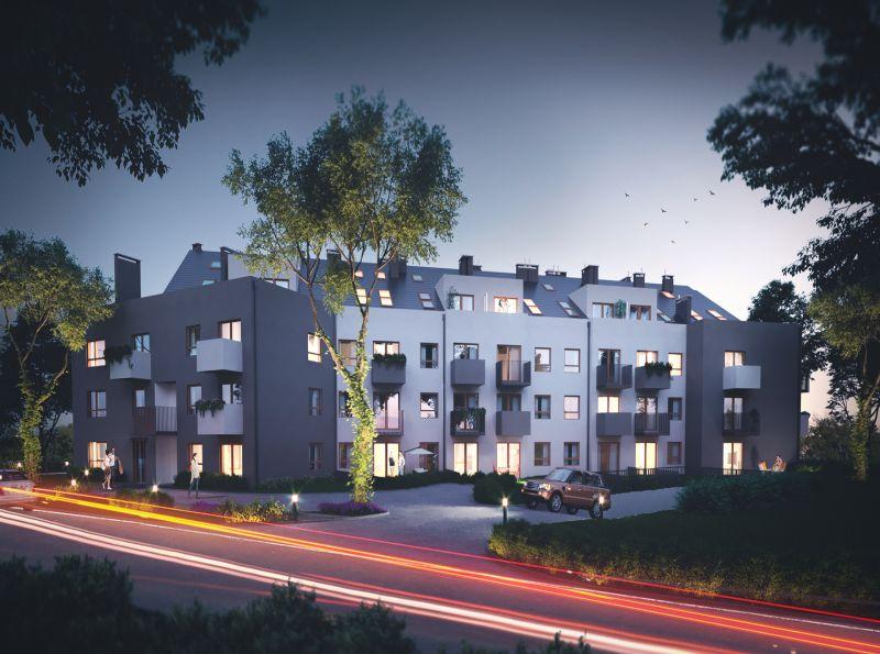 Nowe mieszkanie Wrocław 95.70m2, mieszkanie na sprzedaż