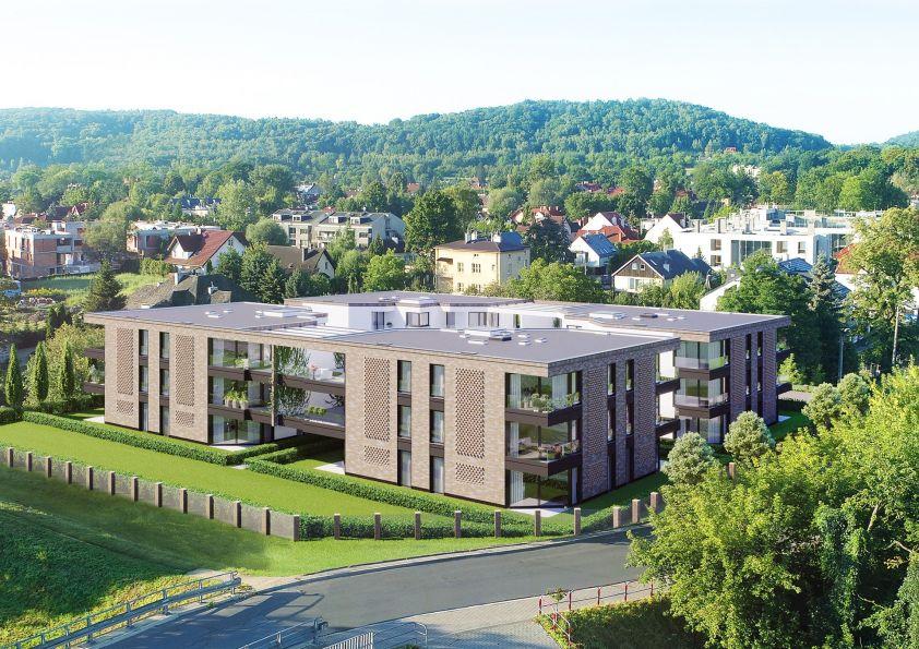 Nowe mieszkanie Kraków 132.41m2, mieszkanie na sprzedaż