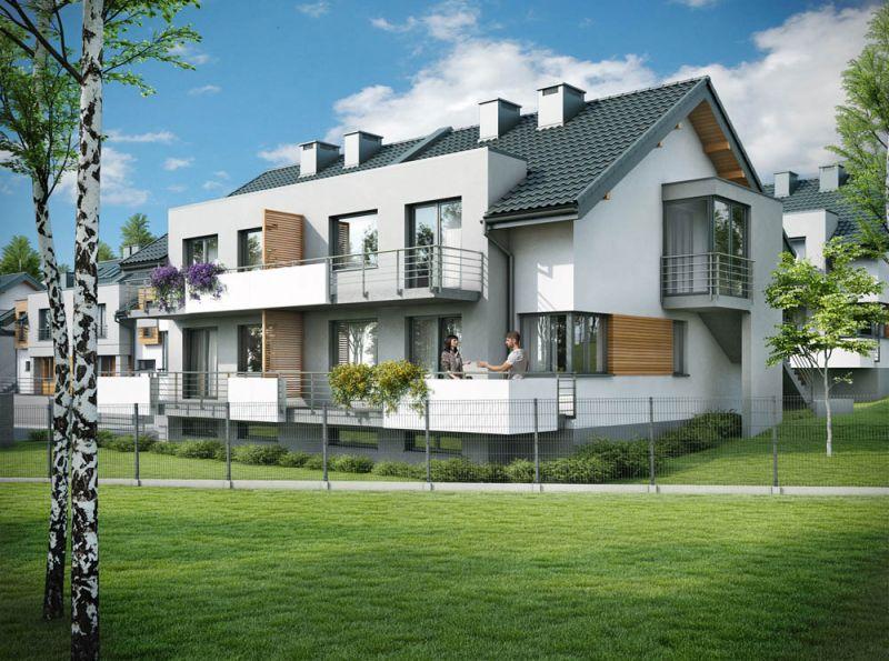 Nowe mieszkanie Kraków 69.24m2, mieszkanie na sprzedaż