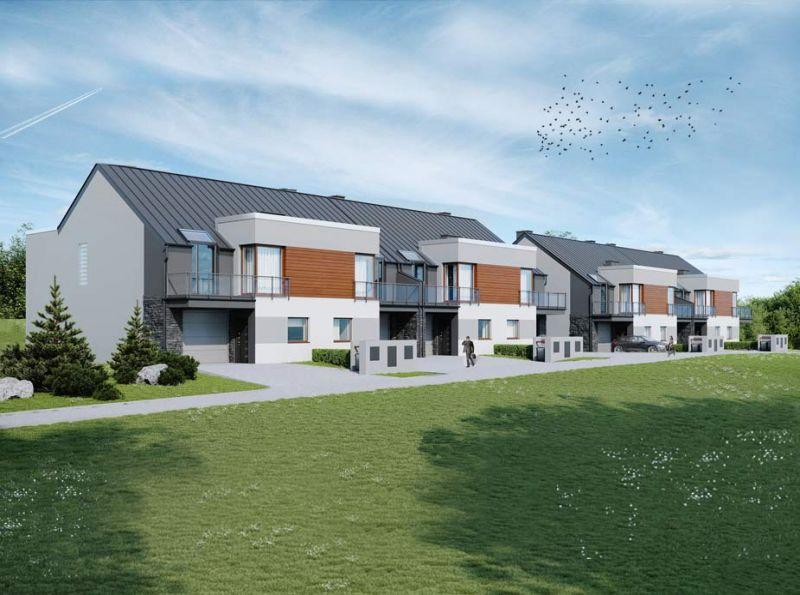Nowy dom Grabówki 154.00m2, dom na sprzedaż
