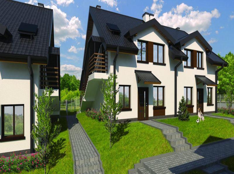 Nowe mieszkanie Modlnica 61.43m2, mieszkanie na sprzedaż