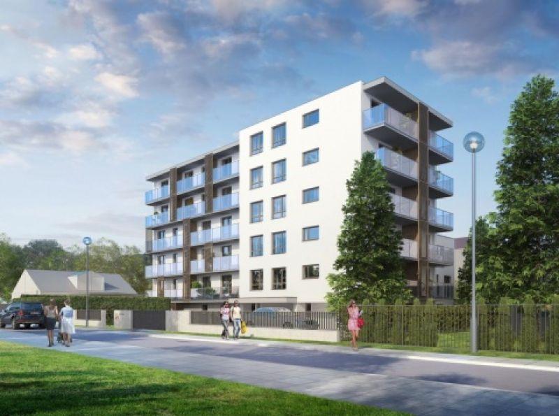 Nowe mieszkanie Kraków 41.88m2, mieszkanie na sprzedaż
