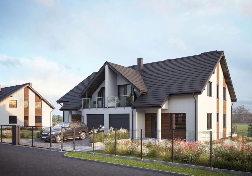 Nowy dom Mników 204.00m2, dom na sprzedaż