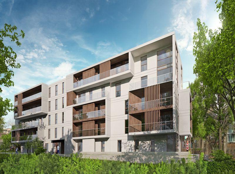 Nowe mieszkanie Kraków 42.15m2, mieszkanie na sprzedaż