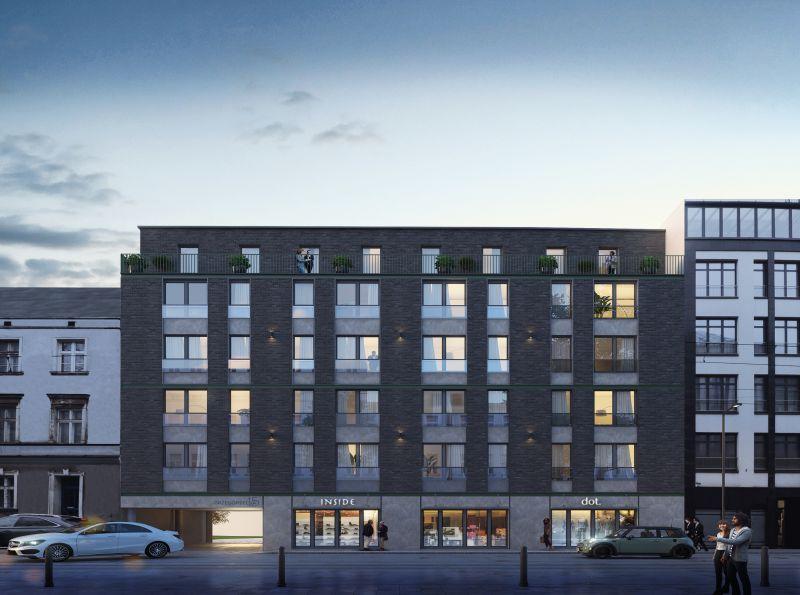 Nowe mieszkanie Kraków 28.95m2, apartamenty na sprzedaż