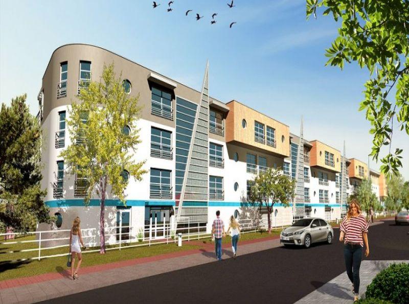 Nowe mieszkanie Zegrze Południowe 41.40m2, apartamenty na sprzedaż