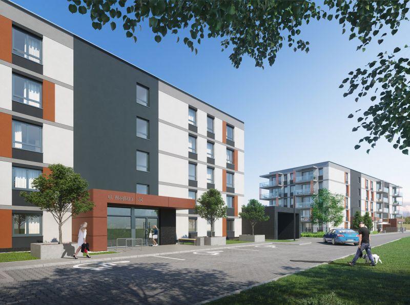 Nowe mieszkanie Kraków 81.59m2, mieszkanie na sprzedaż