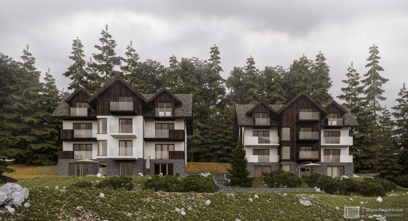 Apartamenty w Szklarskiej Porębie