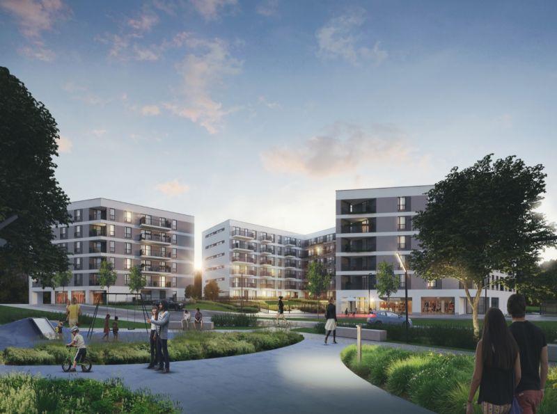 Nowe mieszkanie Kraków 94.24m2, mieszkanie na sprzedaż