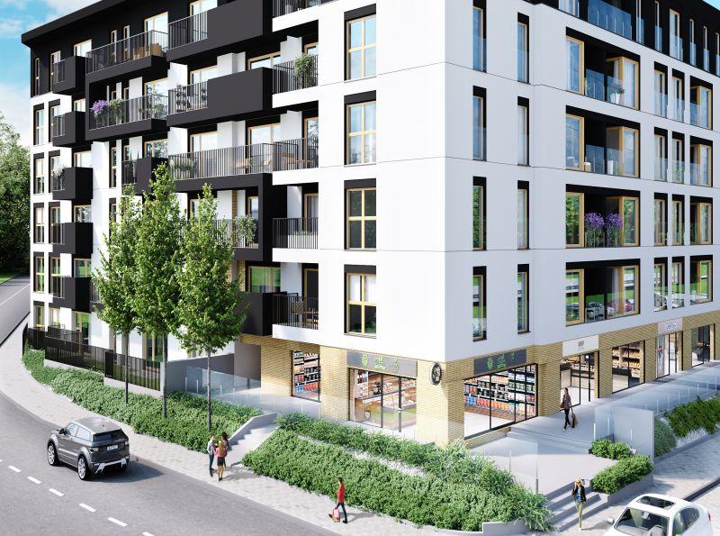 Nowe mieszkanie Kraków 47.64m2, mieszkanie na sprzedaż