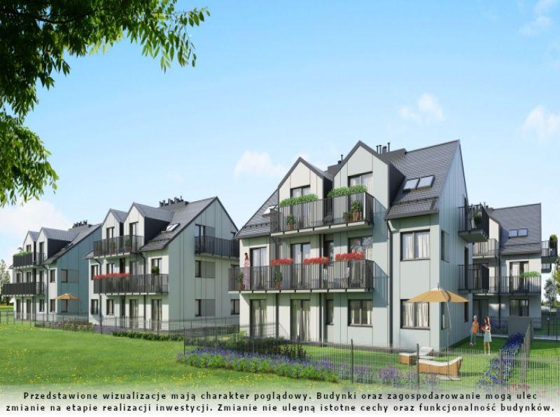 Nowe mieszkanie Kraków 40.91m2, mieszkanie na sprzedaż