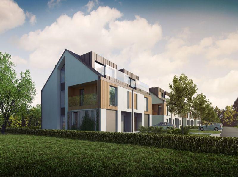 Nowy dom Kraków 200.00m2, dom na sprzedaż