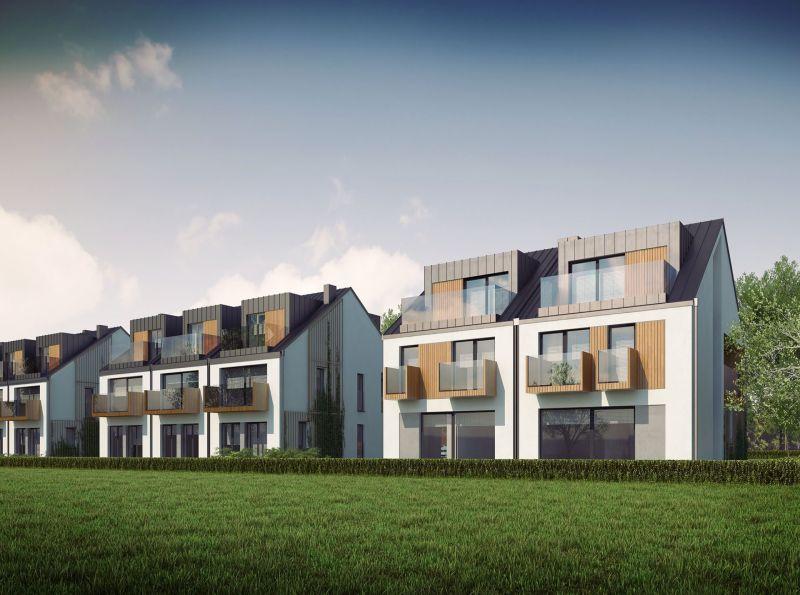 Nowe mieszkanie Kraków 107.00m2, mieszkanie na sprzedaż