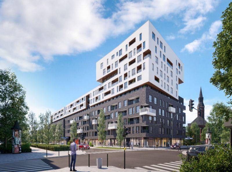 Nowe mieszkanie Kraków 39.63m2, mieszkanie na sprzedaż
