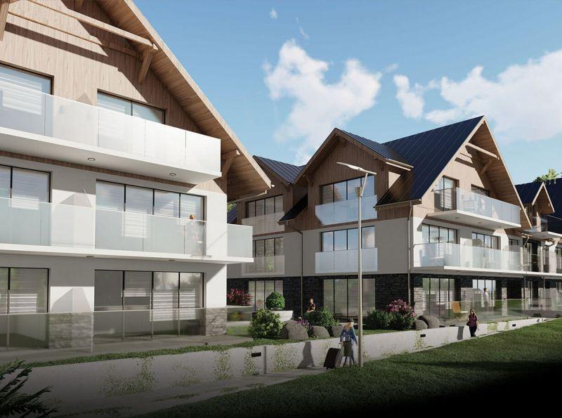 Nowe mieszkanie Karpacz 21.97m2, apartamenty na sprzedaż