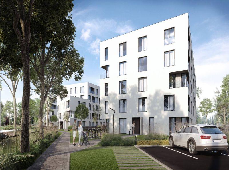 Nowe mieszkanie Kraków 75.76m2, mieszkanie na sprzedaż