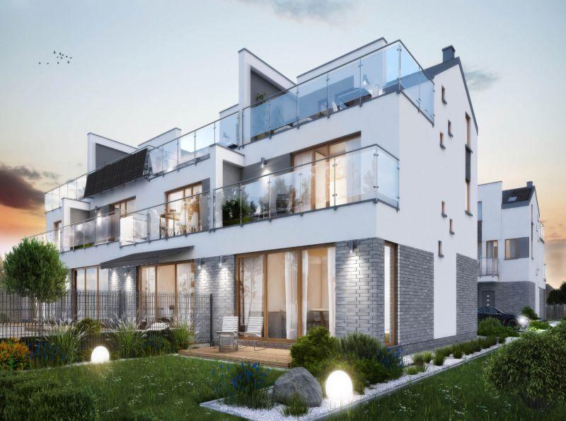 Nowy dom Kraków 130.88m2, dom na sprzedaż