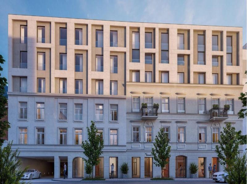 Nowe mieszkanie Kraków 54.70m2, mieszkanie na sprzedaż