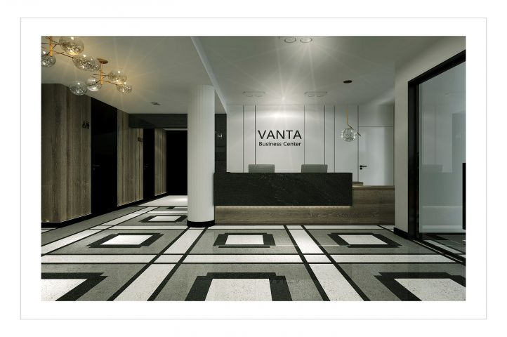 VANTA Business Center Skawina