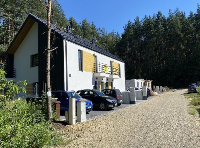 Nowe mieszkanie Chrzanów 66.61m2, mieszkanie na sprzedaż