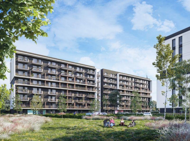 Nowe mieszkanie Kraków 80.88m2, mieszkanie na sprzedaż