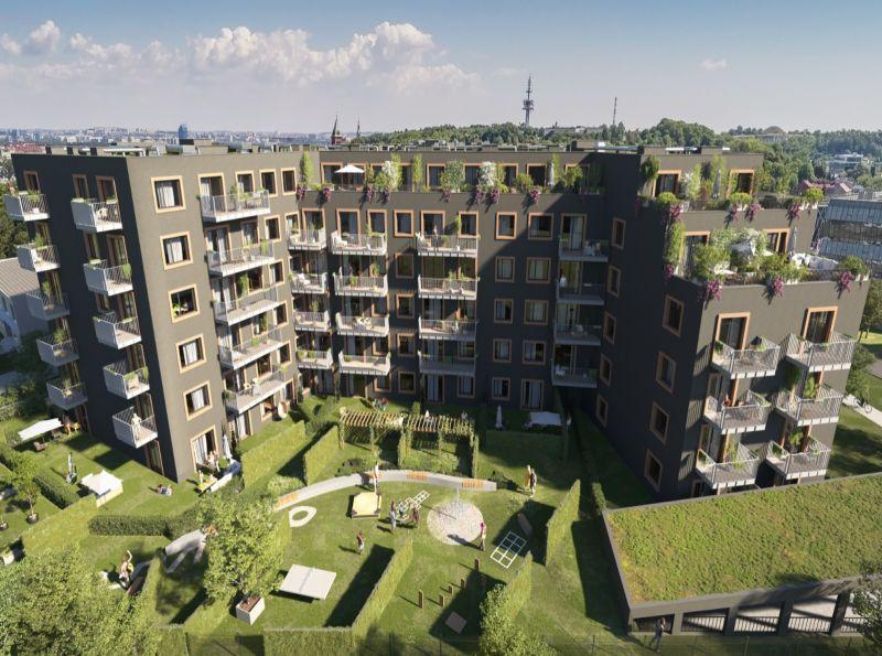 Nowe mieszkanie Kraków 38.51m2, mieszkanie na sprzedaż