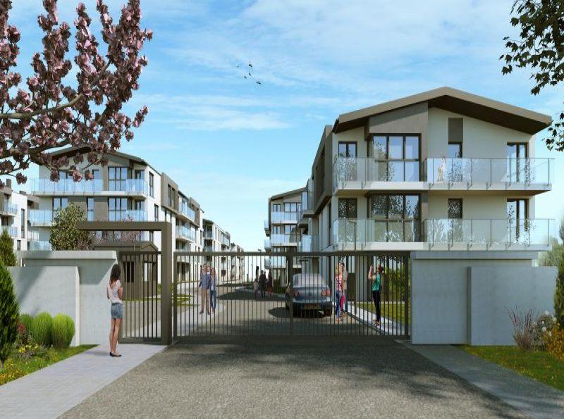 Nowe mieszkanie Kraków 39.21m2, mieszkanie na sprzedaż