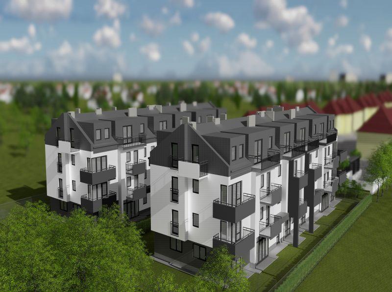 Nowe mieszkanie Kraków 47.32m2, mieszkanie na sprzedaż