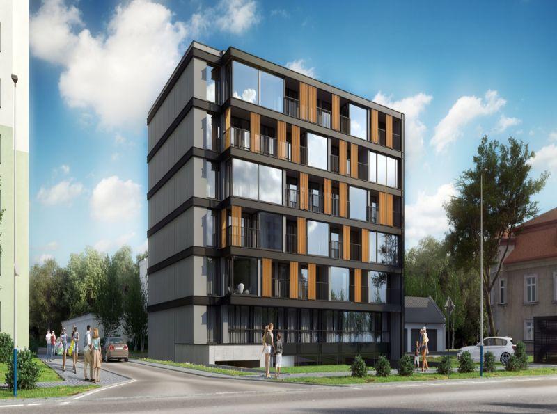 Nowe mieszkanie Kraków 33.35m2, mieszkanie na sprzedaż