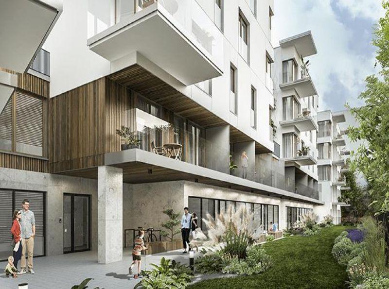 Nowe mieszkanie Kraków 37.31m2, mieszkanie na sprzedaż