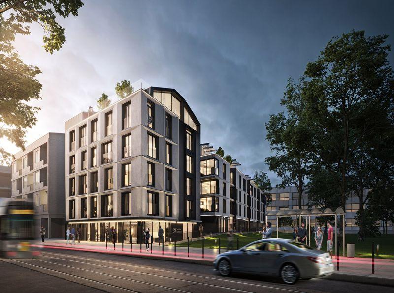 Nowe mieszkanie Kraków 37.98m2, mieszkanie na sprzedaż