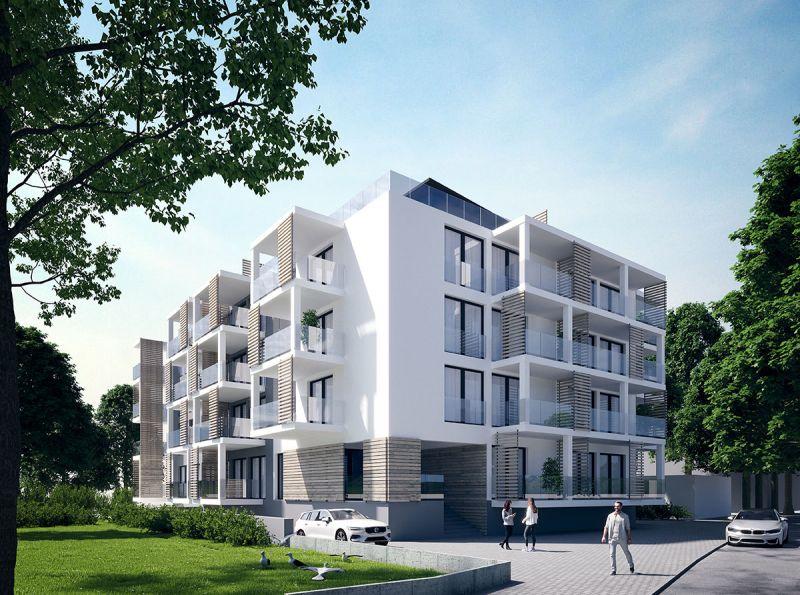 Nowe mieszkanie Ustronie Morskie 48.50m2, mieszkanie na sprzedaż