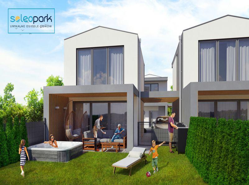 Nowy dom Rewal 61.65m2, dom na sprzedaż