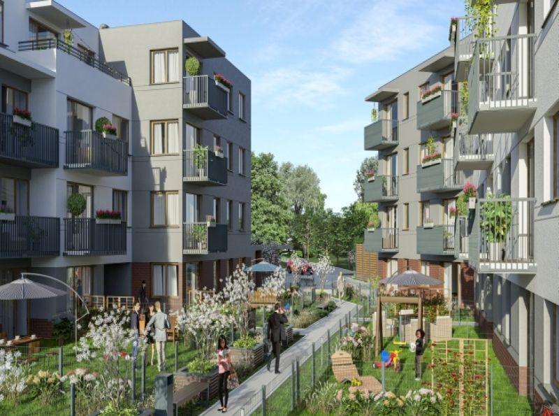 Nowe mieszkanie Katowice 67.27m2, mieszkanie na sprzedaż