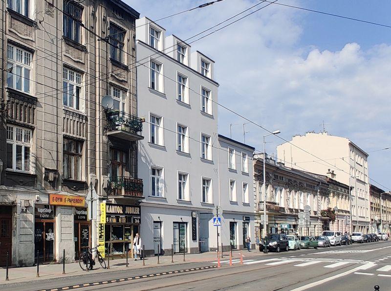 Nowe mieszkanie Kraków 26.05m2, mieszkanie na sprzedaż