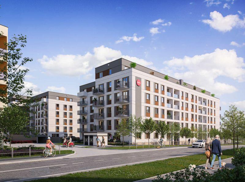 Nowe mieszkanie Poznań 100.00m2, mieszkanie na sprzedaż