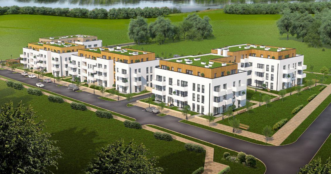 Nowe mieszkanie Siewierz 51.12m2, mieszkanie do wynajęcia
