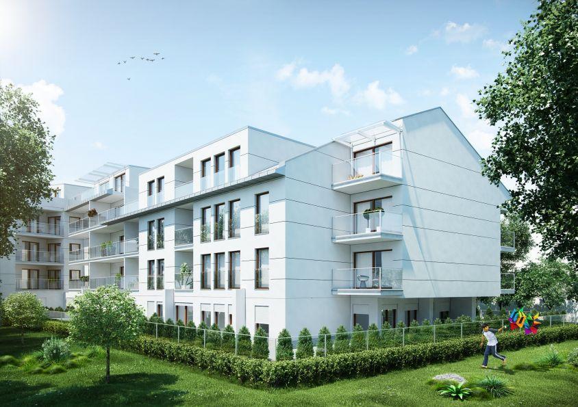 Nowe mieszkanie Kraków 65.11m2, mieszkanie na sprzedaż
