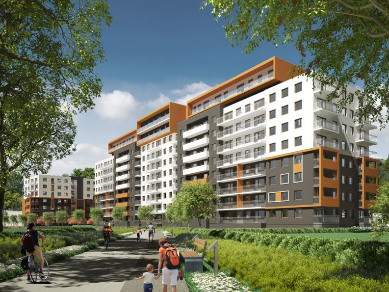 Nowe mieszkanie Wrocław 69.14m2, mieszkanie na sprzedaż