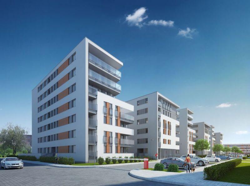 Nowe mieszkanie Kraków 58.56m2, mieszkanie na sprzedaż