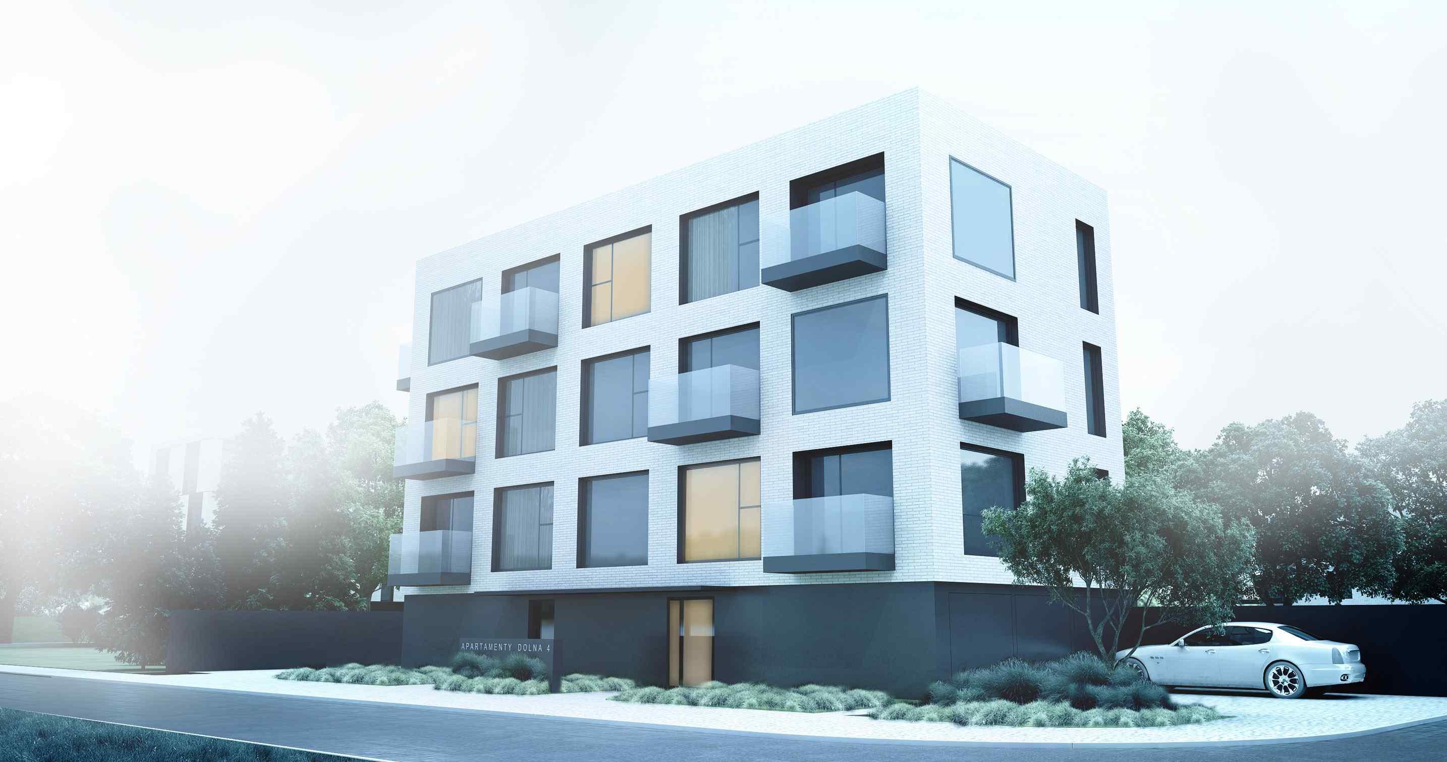Apartamenty Dolna
