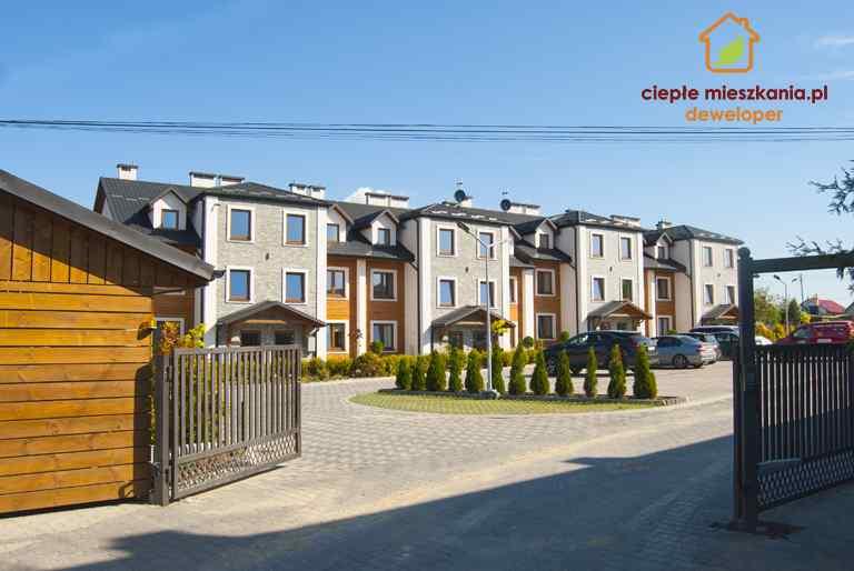 Energooszczędne Nowe Mieszkania w Rzeszowie (Malawa)
