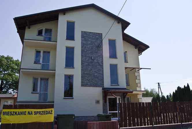 Nowe mieszkanie Krasne 85.00m2, mieszkanie na sprzedaż