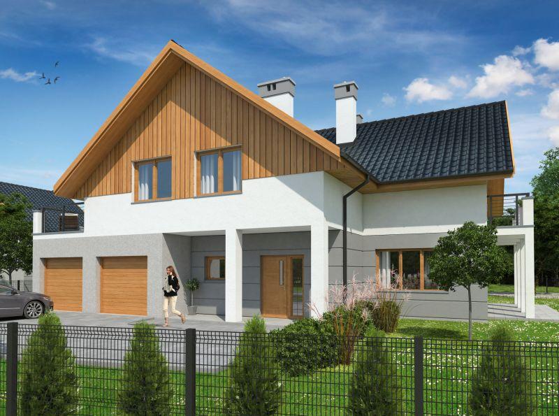 Nowy dom Kraków 303.74m2, dom na sprzedaż