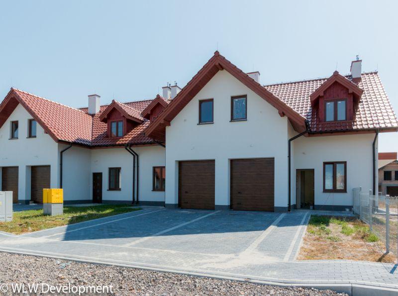 Nowy dom Niepołomice 118.22m2, dom na sprzedaż