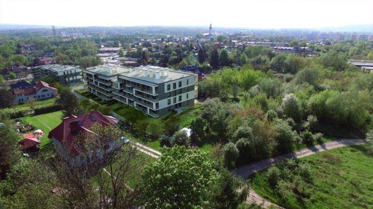lokale użytkowe na sprzedaż, mieszkania na sprzedaż , HSD Arrow sp z o.o. s.k., Kraków, Łagiewniki, ul. Strumienna - KRN.pl