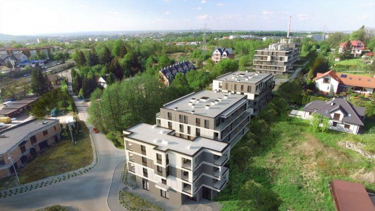 Bonarka - ul. Strumienna , lokale użytkowe na sprzedaż, mieszkania na sprzedaż , Kraków, Łagiewniki, ul. Strumienna - KRN.pl