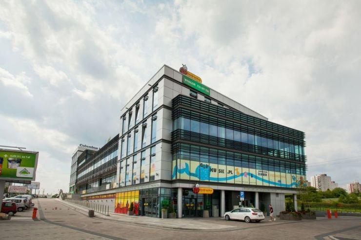 lokale użytkowe na sprzedaż , Columbus Office Center, Kraków, Mistrzejowice, ul. Piasta Kołodzieja - KRN.pl