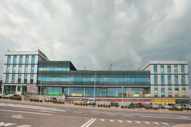 FYI REALESTATE, Columbus Office Center, Kraków, Mistrzejowice, ul. Piasta Kołodzieja - KRN.pl